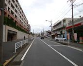 昭和43年 細い旧道