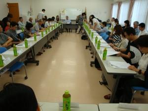 7月5日(日) 町内会7月度定例会が開催されました。