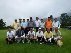 たちばなゴルフ倶楽部第6回コンペ