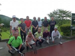 8月2日(火)第7回コンペ 富士の社ゴルフ倶楽部