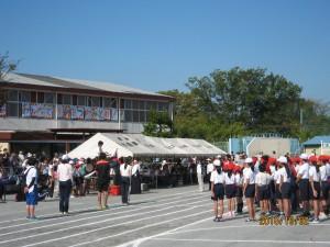 10月2日(日)鴨志田第一小学校の運動会が行われました