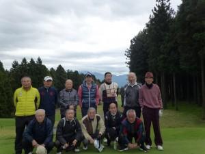 たちばなゴルフ倶楽部第10回ゴルフコンペ