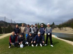 たちばなゴルフ倶楽部 第12回ゴルフコンベ