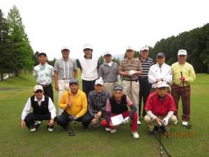 たちばなゴルフ倶楽部 第13回 ゴルフコンベ