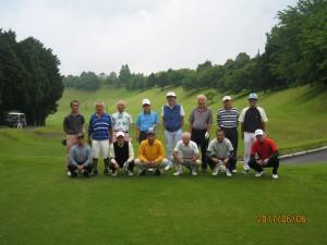たちばなゴルフ倶楽部第14回コンペ