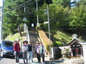 1.たちばな台 子ノ神社
