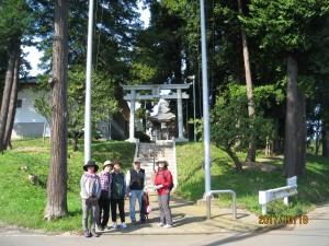 たちばな台、鴨志田、寺家の三社、板碑を訪ねて散歩に行って来ました