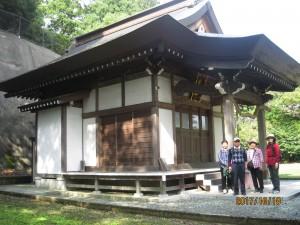3.寺家 熊野社