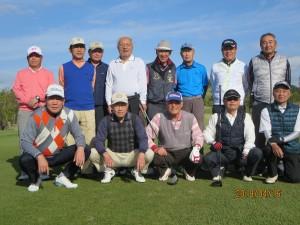 たちばなゴルフ倶楽部第21回コンペを実施致しました。