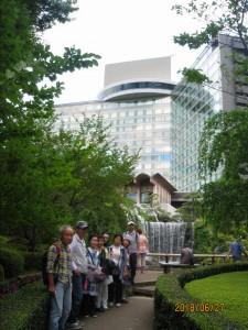 3.ホテル ニューオータニ