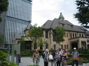 紀尾井町から赤坂溜池迄史跡巡り