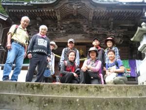 1.雨降山 大山寺