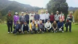 第28回ゴルフコンペを実施致しました