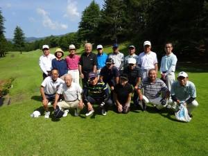 第32回たちばな台ゴルフ倶楽部ゴルフコンペ