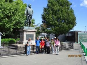 2.西郷隆盛銅像