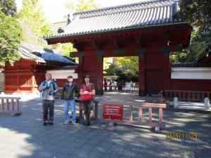4.東京大学赤門1