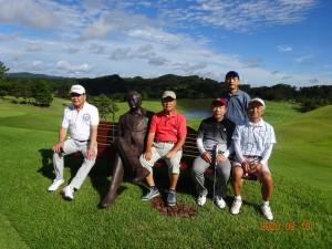 第44回ゴルフ部コンペを実施いたしました